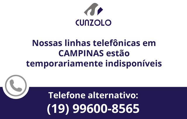 Telefones Indisponíveis